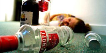 Что делать при отравлении алкоголем?