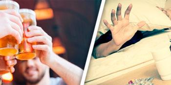 Почему после спиртного болит голова? Как облегчить страдания?
